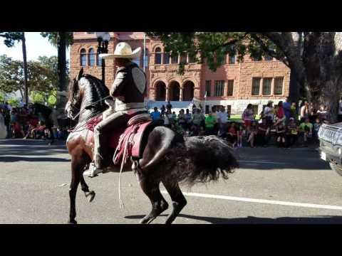 Desfile Fiestas Patrias en Santa Ana California