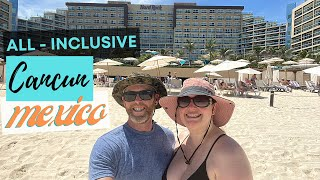 Better than a Cruise?? All-Inclusive Resort in Cancun, Mexico - Hard Rock Hotel - During COVID-19