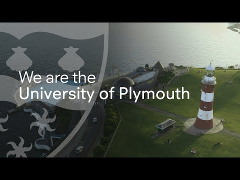 We are the University of Plymouth