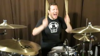Watsky - Don't Be Nice - (Drum Cover)