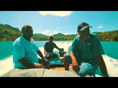 Kokonut Pacific Solomon Islands - Fair Dinkum Fair Trade Trailer