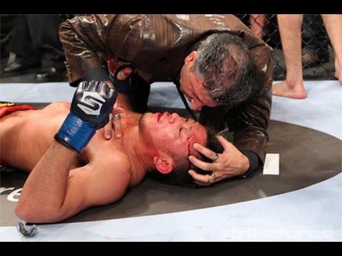 Nick Diaz vs Paul Daley Knockout Crazy Fight