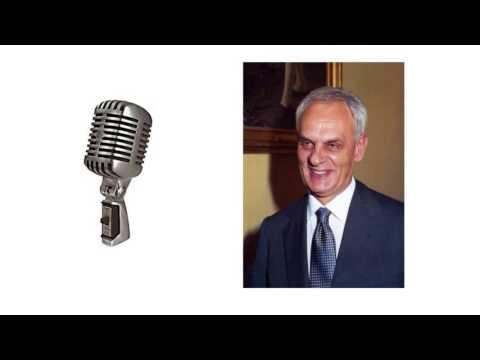 Intervista al senatore Marcello Pera