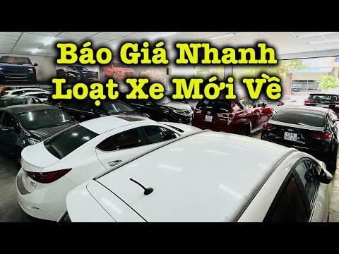 Báo Giá Loạt Xe Ô tô Cũ Sài Gòn Mới Về Auto Xuyên Việt | @Xe Cũ Sài Gòn