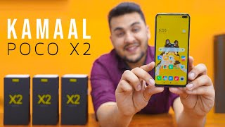 POCO X2 Unboxing & *GIVEAWAY* : Super Value For Money!