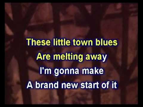 Frank Sinatra  New York, New York Karaoke