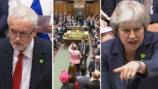 PMQs analysis: SNP walks out
