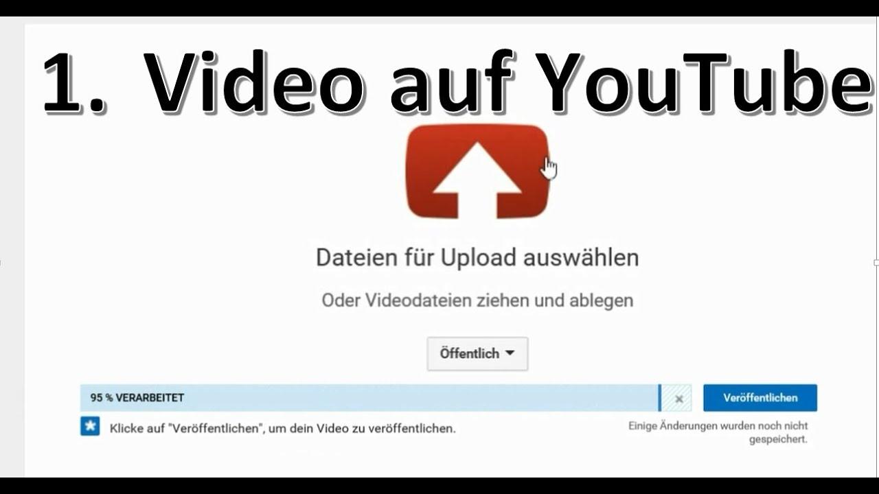 Youtube Musik Hochladen