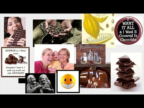 The Science of Laughter and Chocolate - Dr. Lee Berk & Ryan