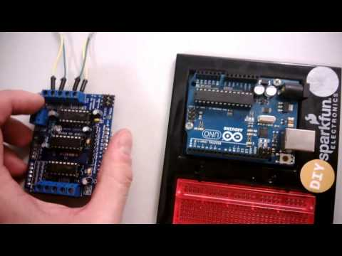 Maze Solver With Arduino and ArduMotoMicromouse