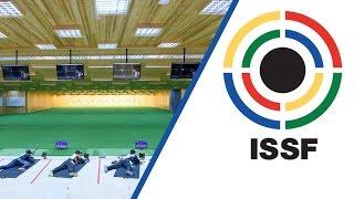 50m Rifle Prone Men Junior Final - 2016 ISSF Rifle/Pistol/Shotgun Junior World Cup in Gabala (AZE)
