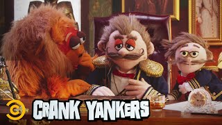 Tony Barbieri Prank Calls a Lice Remover as Niles Standish - Crank Yankers NEW