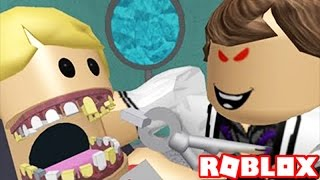 ESCAPE THE EVIL DENTIST IN ROBLOX