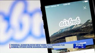 NYC law demanding Airbnb disclosures may be unconstitutional: judge