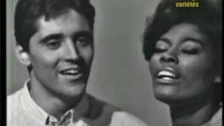 Dionne Warwick & Sacha Distel  - The Girl From Ipanema (1964)
