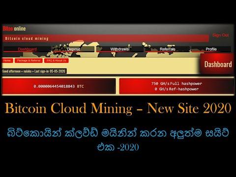 best bitcoin mining website 2021