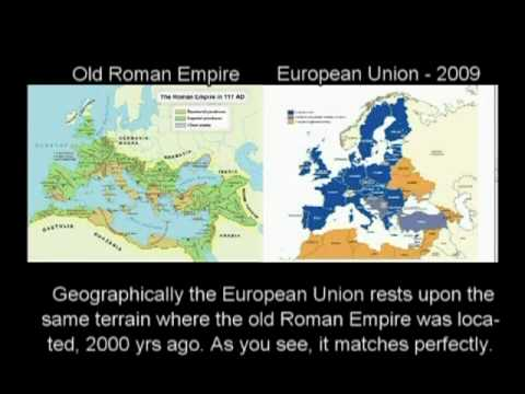 Revived Roman Empire Map.Nwo Seat Of Satan Revived Roman Empire Part 3 Of 6 Mpg Youtube
