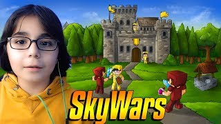 DUAL SKYWARS !!! | MİNECRAFT SKYWARS BKT
