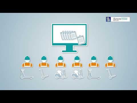 Transport Management - System Optimized Internal Logistics