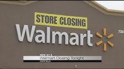 Walmart Closing Tonight