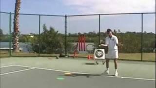 maine golf and tennis academy tennis tactics drill