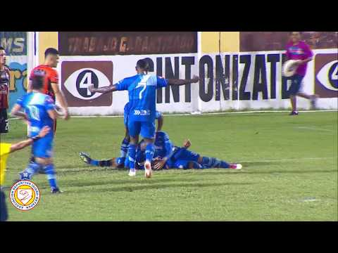 Goles Isidro Metapan Apertura 2018