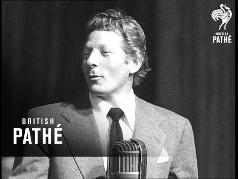 Danny Kaye 10  Royal Command Rehearsal (1948)
