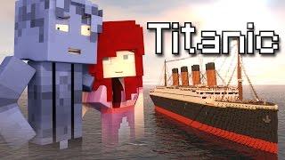 """Titanic"" - Minecraft Parody"