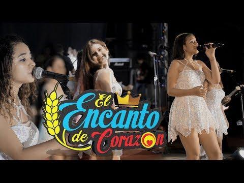 El Encanto De Corazón - Mix Sensuales | En Vivo Concierto Aniv 6 Años