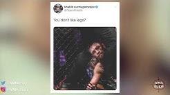 Khabib Nurmagomedov & Conor McGregor trade insults on twitter