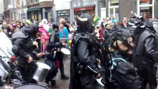 Carnival in Maastricht, Limburg, Netherlands - 22nd February 2009