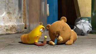 LARVA - ЛУЧШИЙ ДРУГ TEDDY | Мультфильм фильм | Мультфильмы для детей | WildBrain