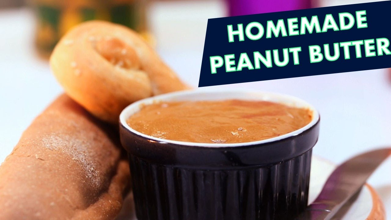 Download How To Make Homemade Peanut Butter   होममेड पीनट बटर   Amrita Raichand   Being Amrita