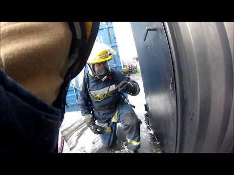 Emergency Response Fire Team Member - Rig Fire