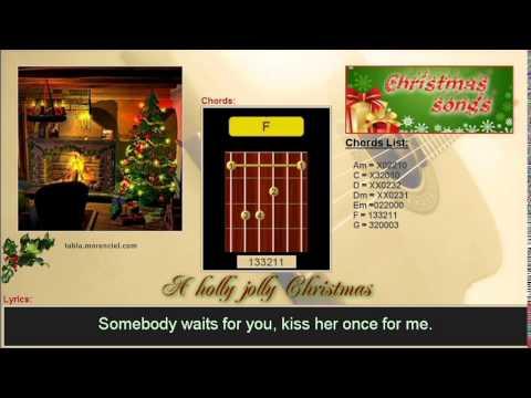 #0028 Have a holly jolly Christmas (Karaoke, no vocal)