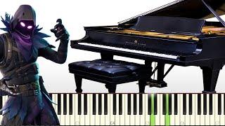 Fortnite Dances as Beautiful Piano Ballads