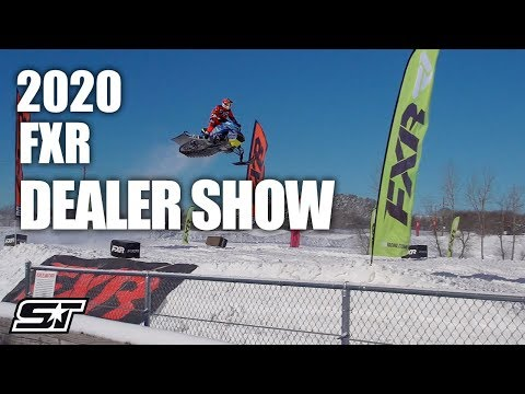 Experiencing The 2020 FXR Racing Dealer Event