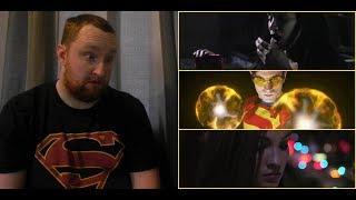 ERADICATOR (a Superman Fan Film) Reaction