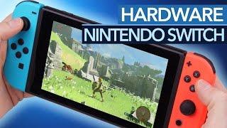 Wie gut ist die Switch? - Die neue Nintendo-Konsole im Redaktions-Check