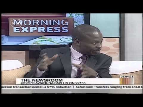 The Newsroom discussion on Ebola coverage by the media (Part 2)