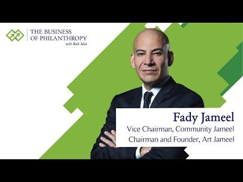 Fady Jameel; A Conversation with Badr Jafar