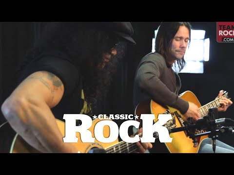 Slash & Myles Kennedy  Back From Cali  Unplugged  Classic Rock Magazine