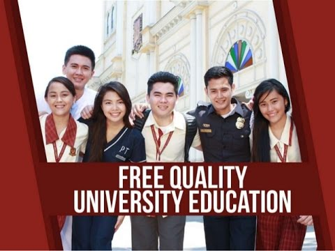 free quality university education