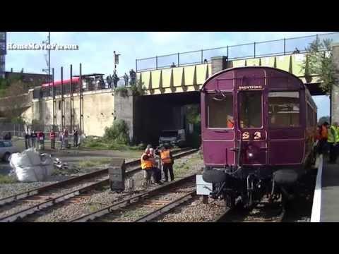 Steam Railmotor 93