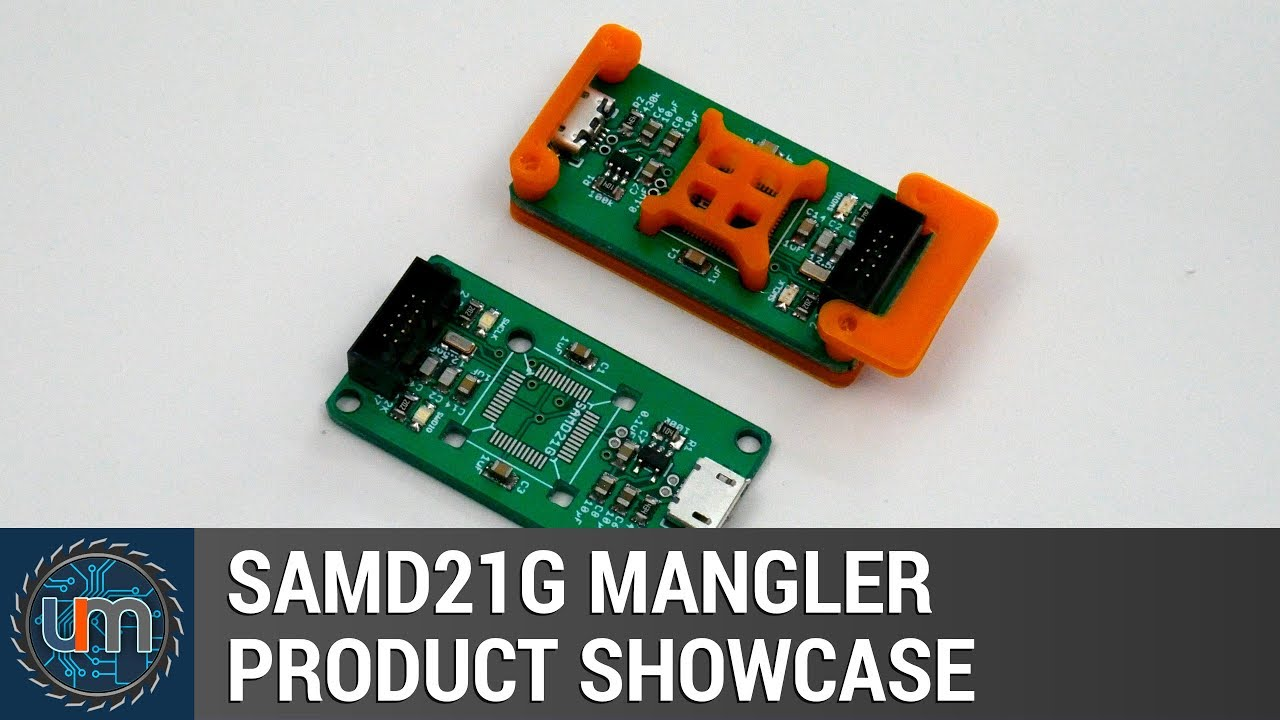 SAMD21G Mangler from Unexpected Maker on Tindie