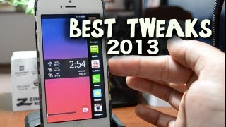 The Best Cydia Apps Tweaks & Themes Of 2013 - iOS 6+ iPhone 5/4S/4 & iPod Touch 5G/4G