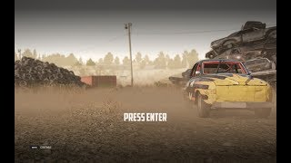 Wreckfest #002   the next career race and more accidents