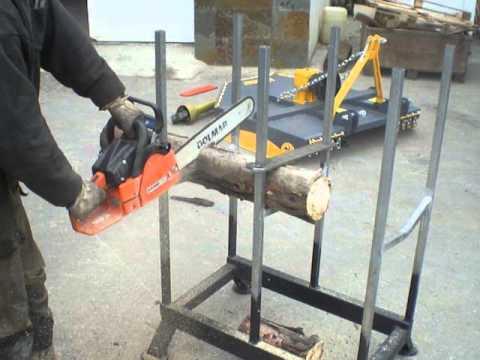 Caballete cortar madera makinor makinor youtube - Herramientas para cortar madera ...
