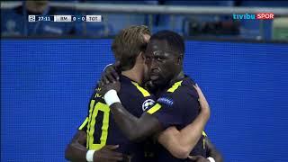Real Madrid 1-1 Tottenham   UEFA Şampiyonlar Ligi Maç Özeti
