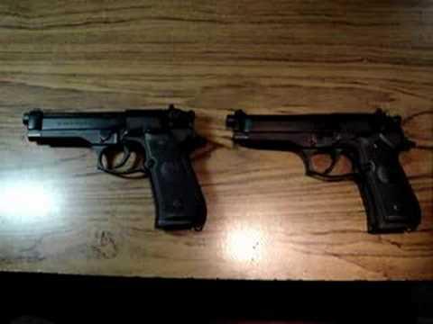 Beretta M9 Vs  92FS